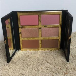 Tarteist pro glow new blush and bronzer palette